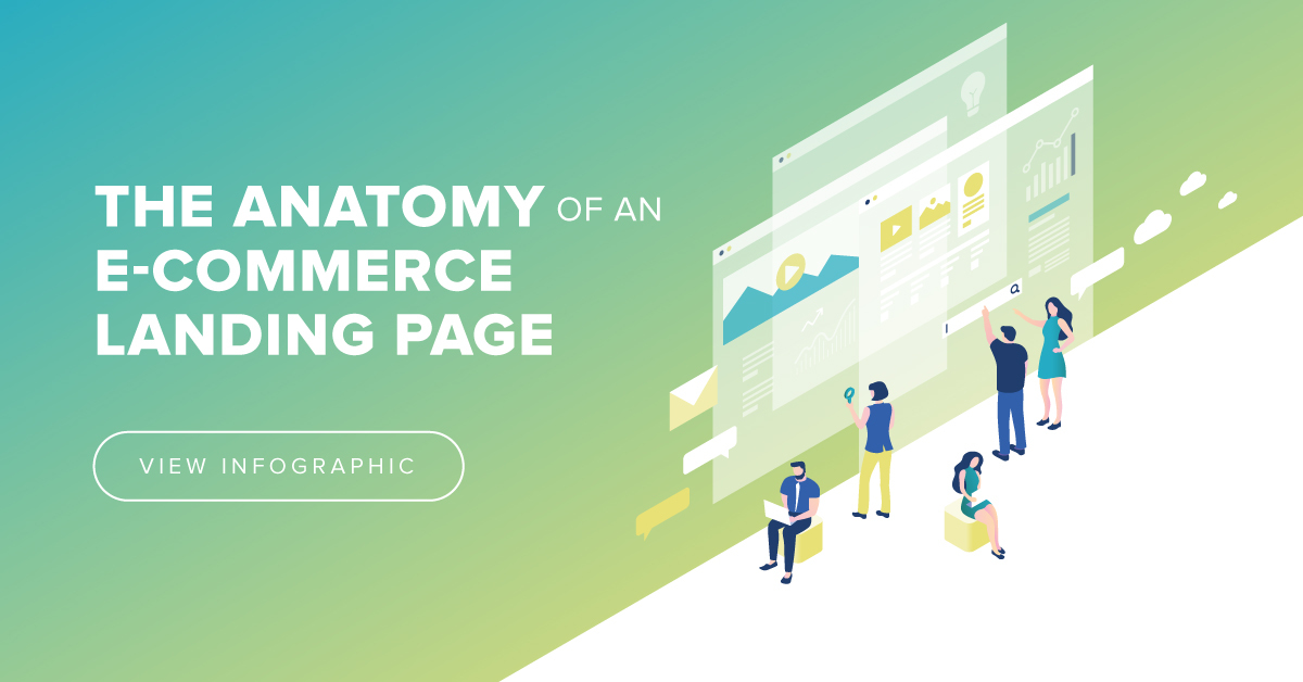 The Anatomy of an Ecommerce Landing Page