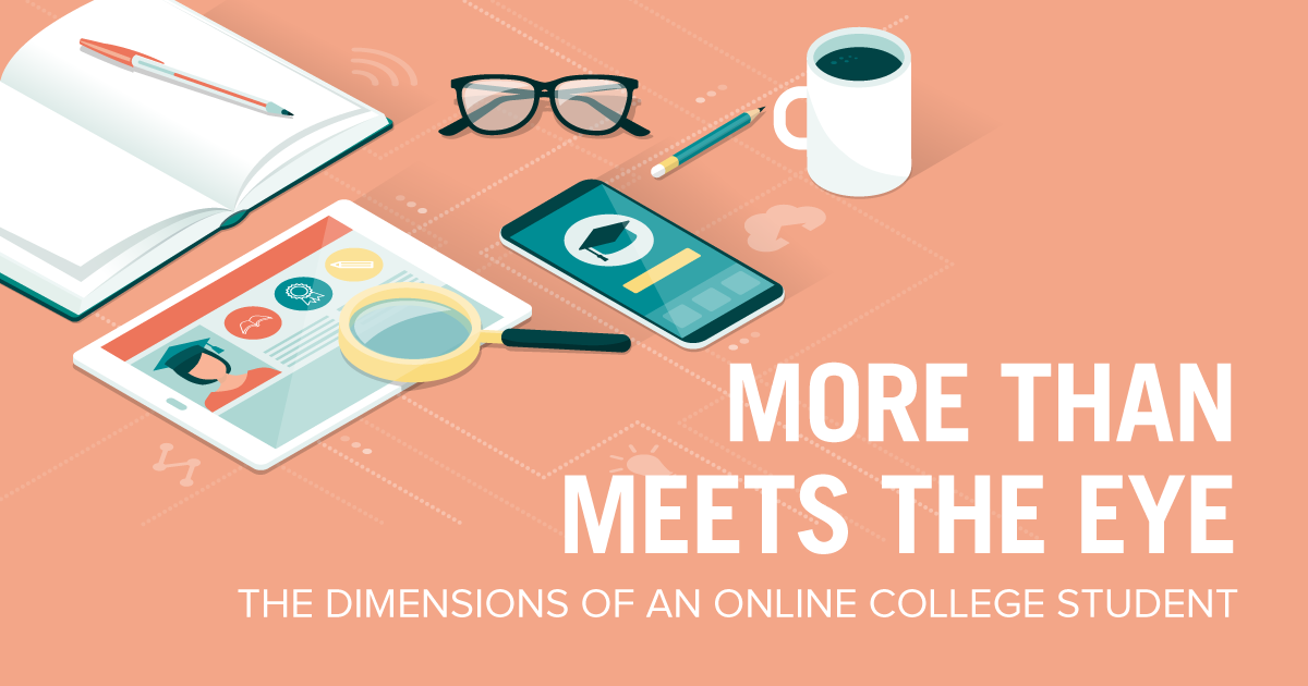Dimensions of an Online College Student